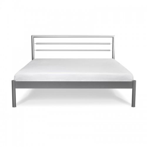 WERSO Łóżko metalowe minimalizm 160x200 cm