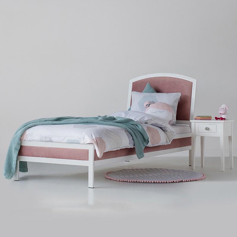 Vanessa łóżko Metalowe 120x200
